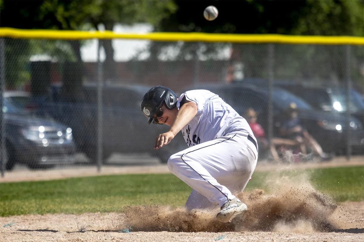 Babe Ruth League senior team starts state with 15-6 win