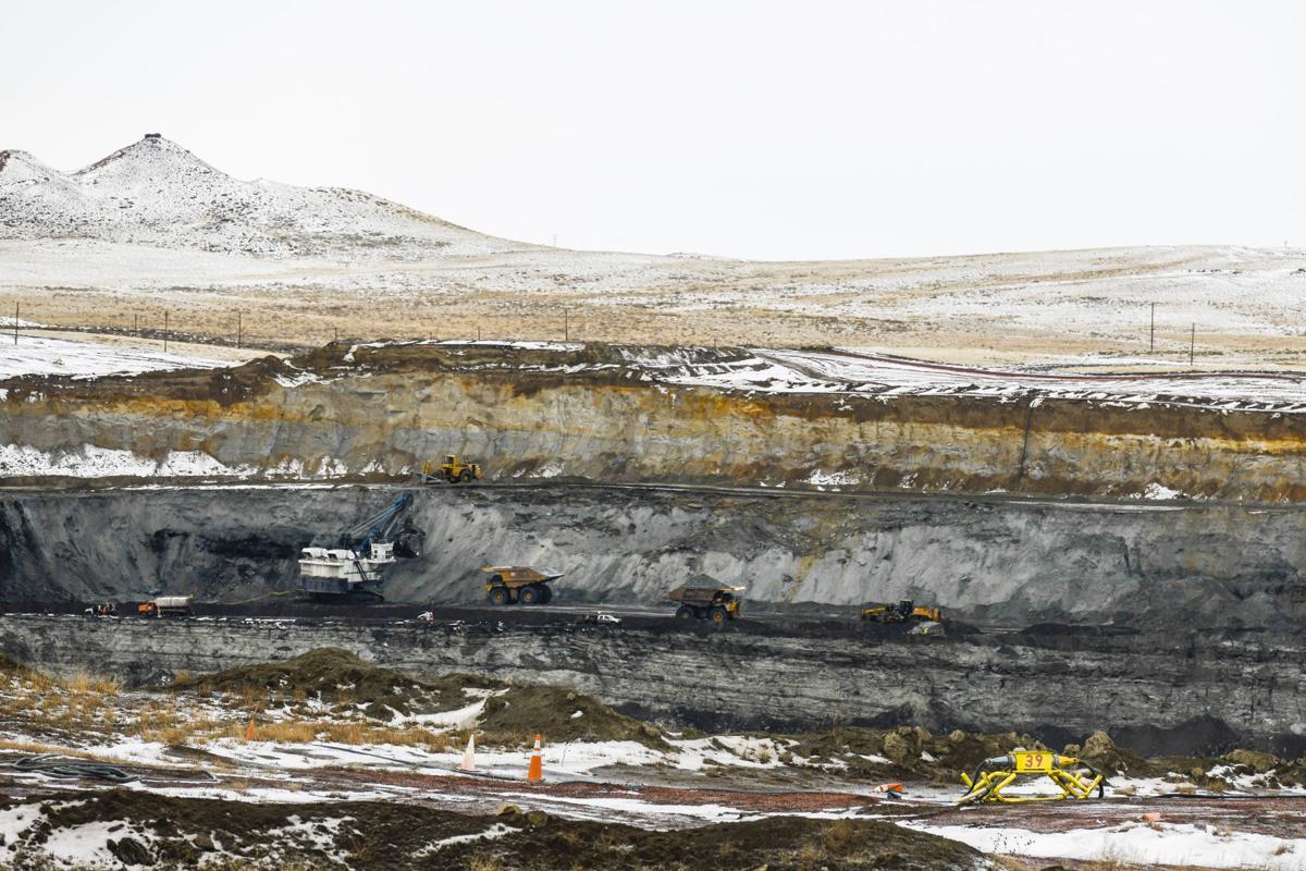 Eagle Butte mine