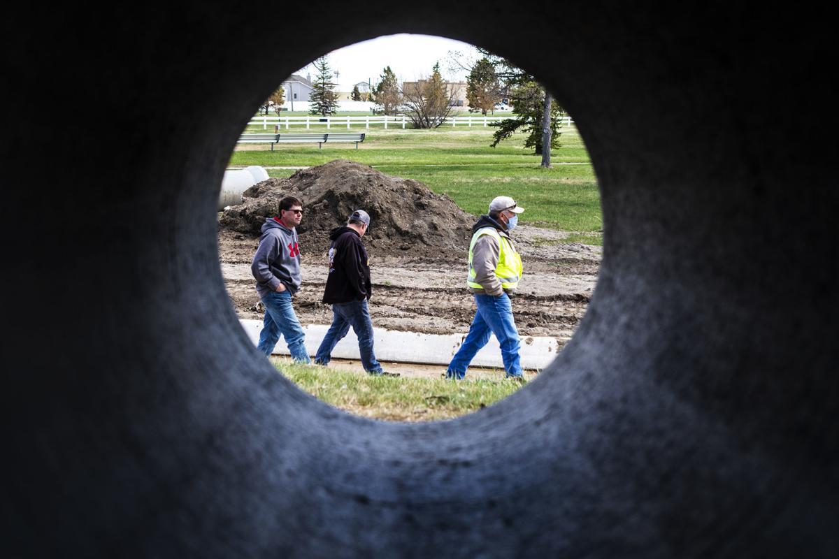 Park canal installment will reduce maintenance