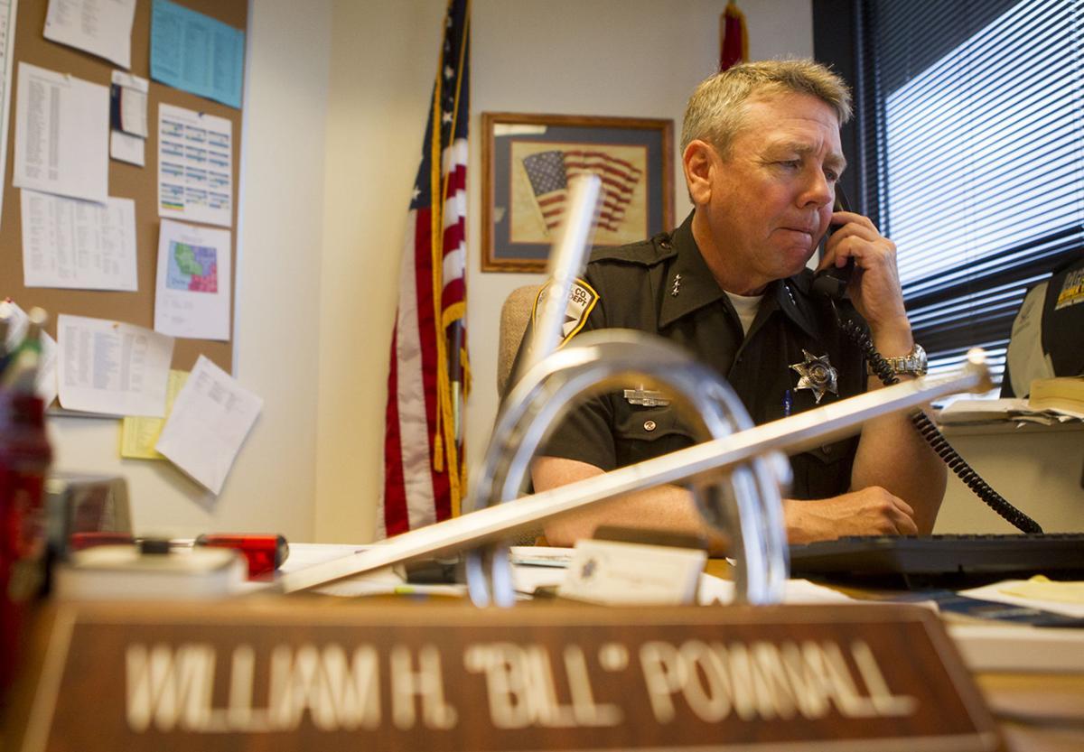 Sheriff Bill Pownall