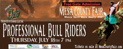 PBR at Mesa County Fair