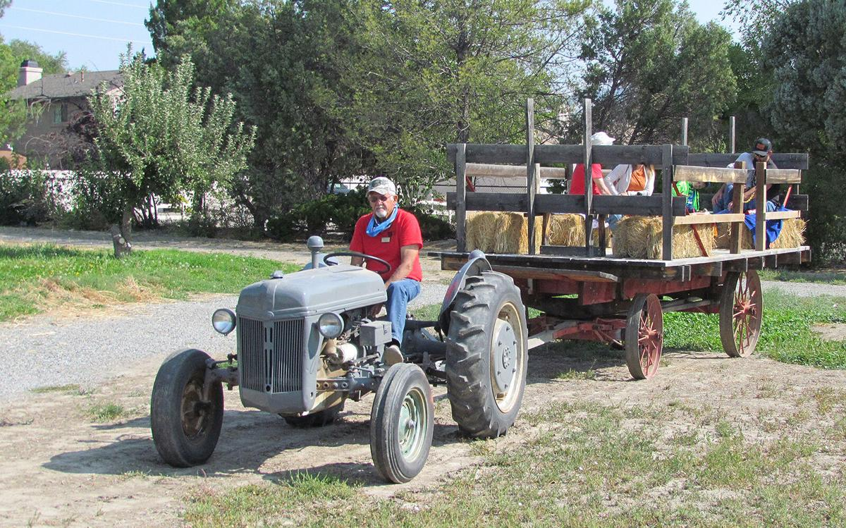 October Saturdays are Fall Season Days at Cross Orchards Historic Site