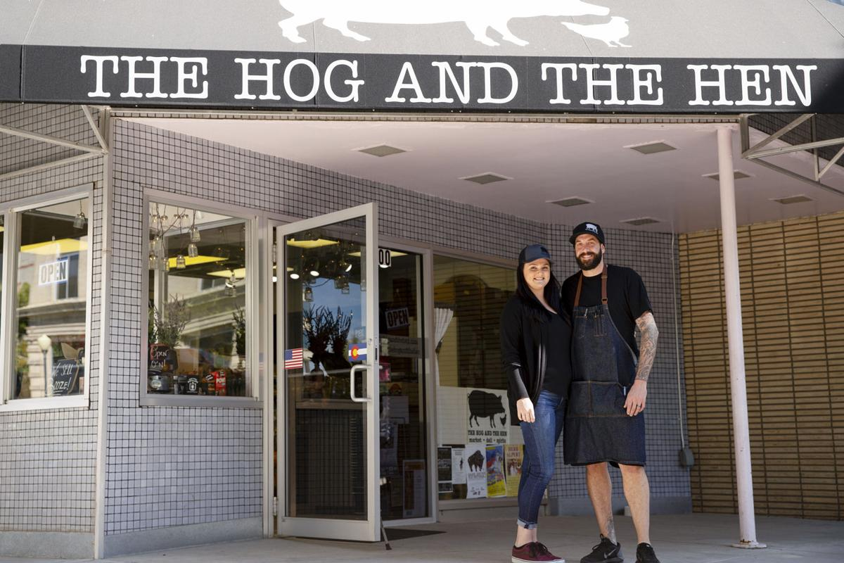Hog and Hen brings grocery option back to downtown area