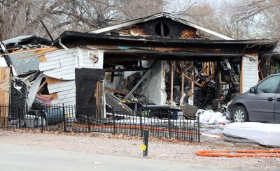 House explodes, stuns firefighters