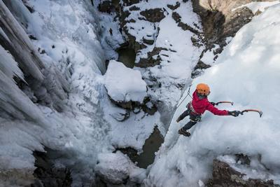 Ouray Ice Festival and Competition