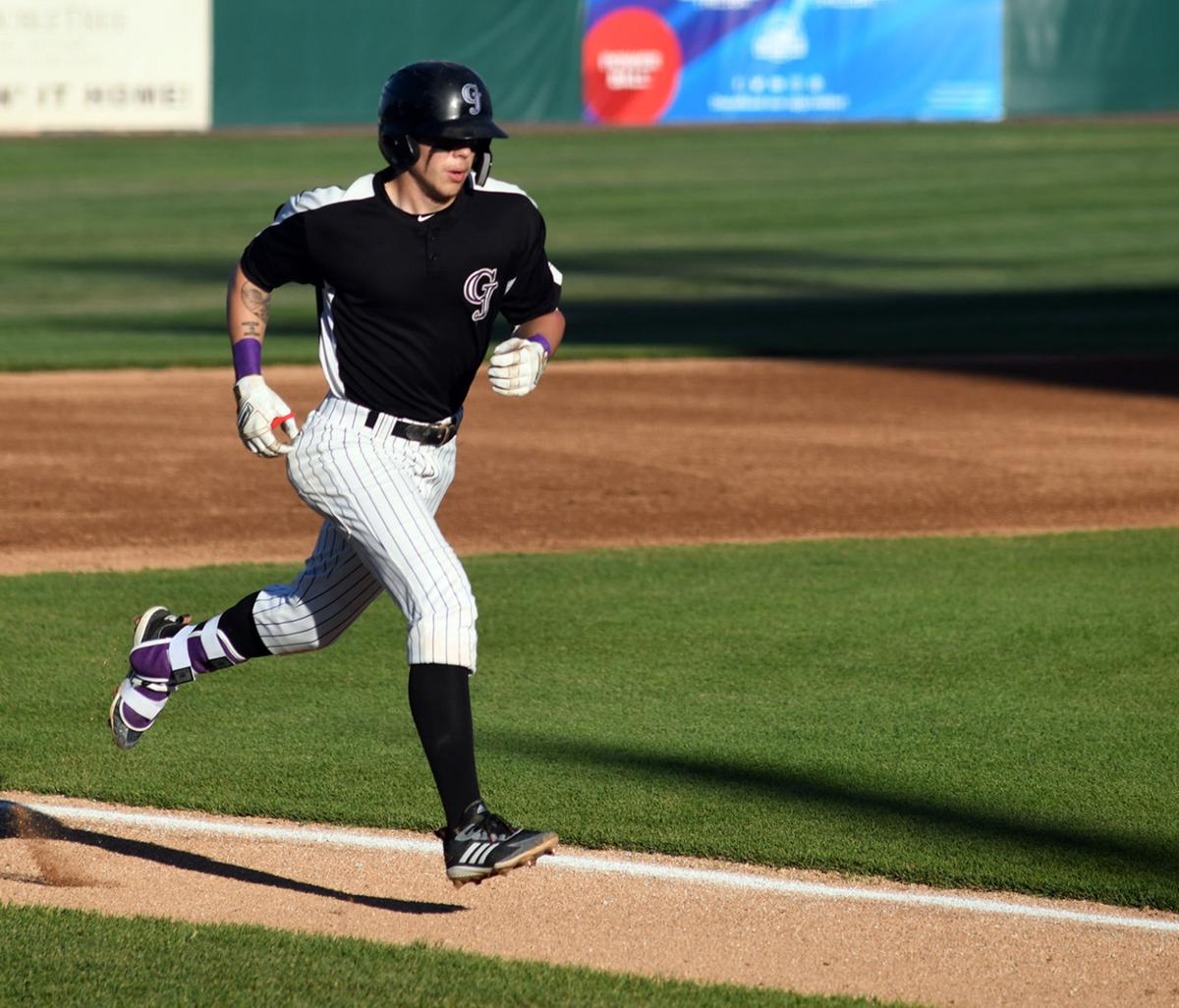 GJ Rockies' rally falls short to the Voyagers