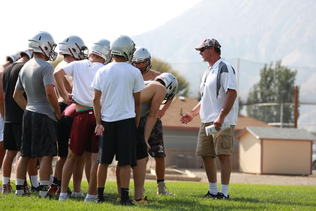 Coaches preach core values