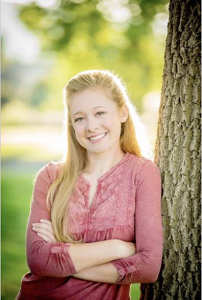 Student of the week, Fruita Monument High School senior Kathryn Kennedy
