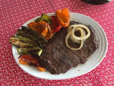 Rediscovering a favorite recipe: grilled flank steak