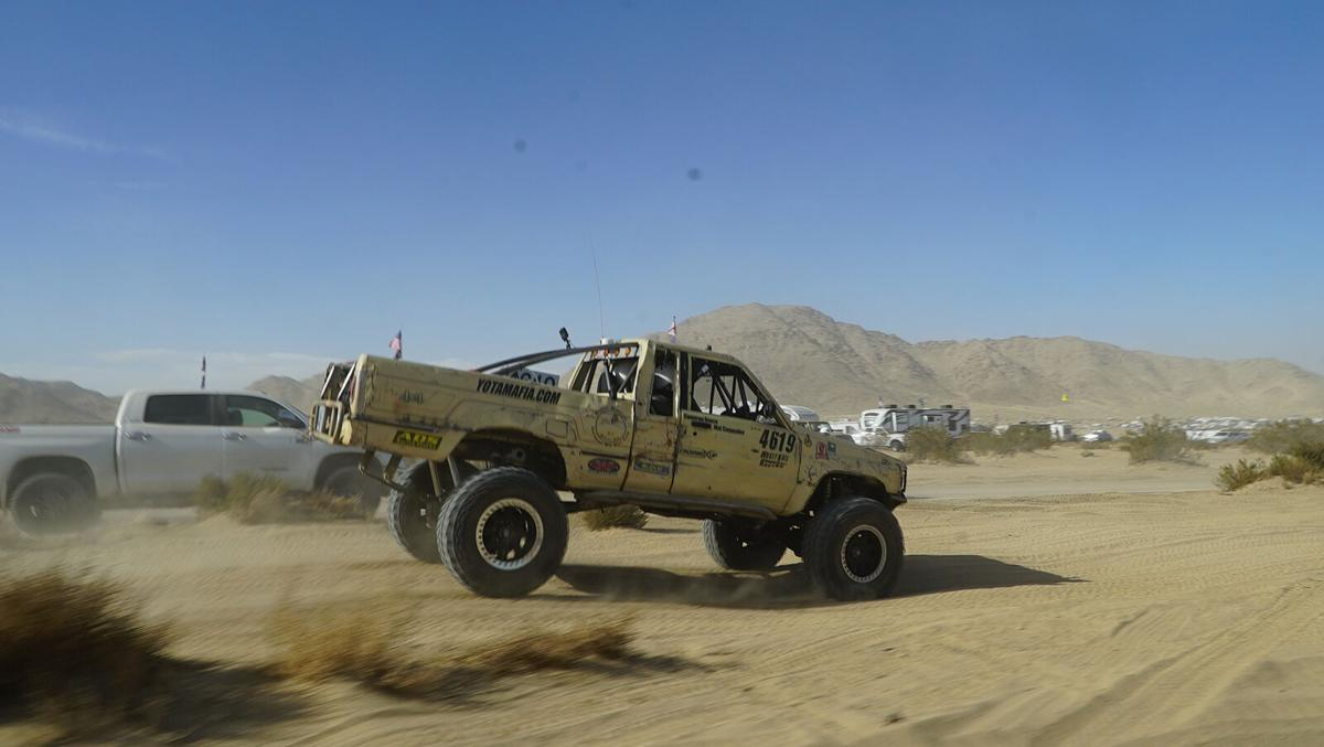 'Battle of the Badlands' tells story of western Colorado brothers, desert racing