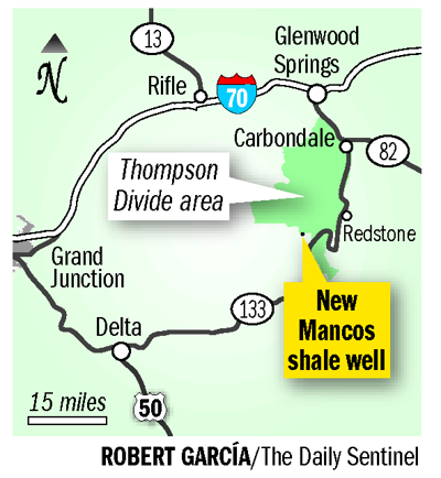 Industry: Thompson area well is a gusher