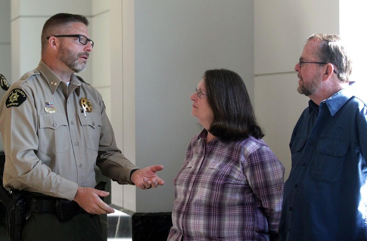 Deputy's killer: I'm guilty