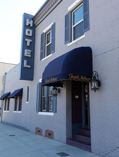 Is Hotel Melrose haunted?