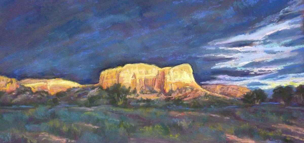 'Landscapes and Portraits' on display on Main