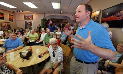 Polis: I'll be a governor for all