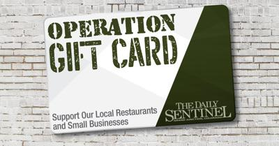 Operation Gift Card photo