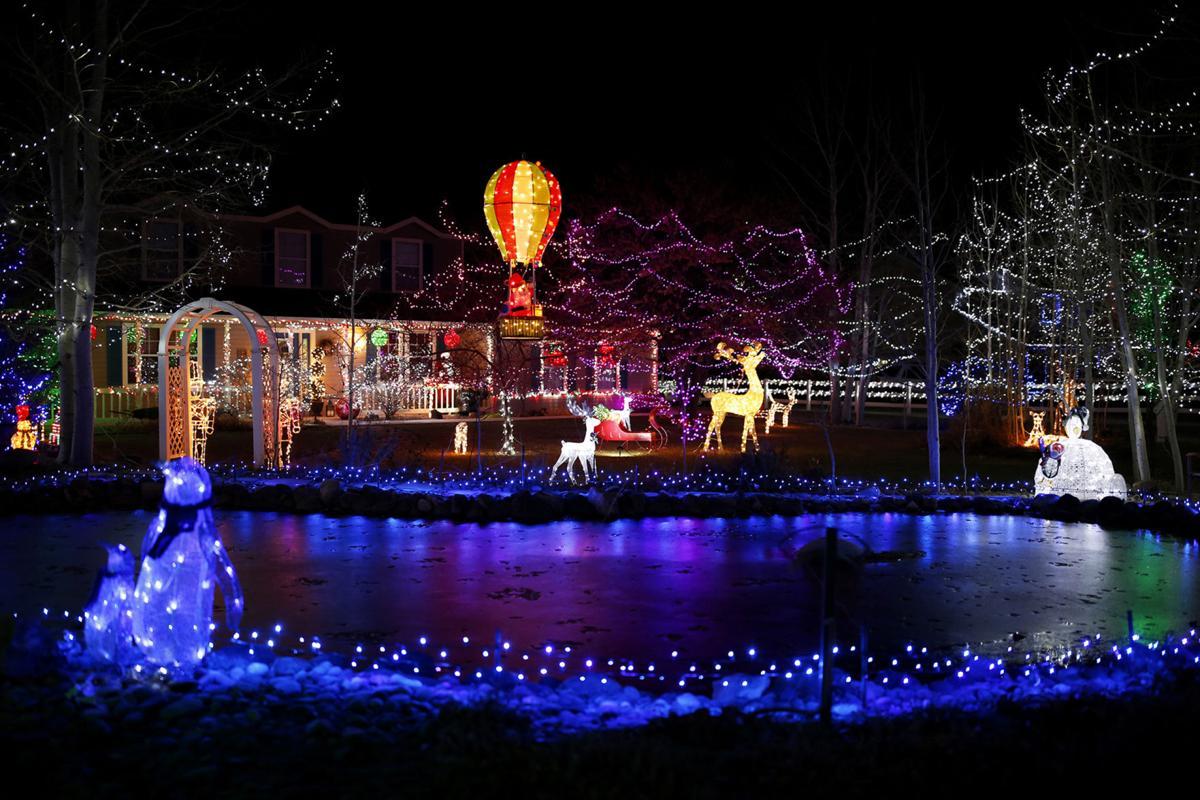 Grand Junction Christmas Lights 2020 Light night   Lifestyle   gjsentinel.com