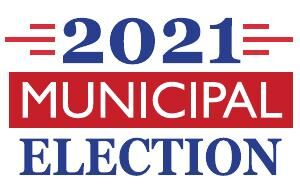 Municipal election logo