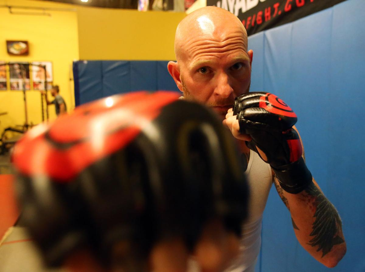 New TV deal will give Cage Wars fighters national exposure