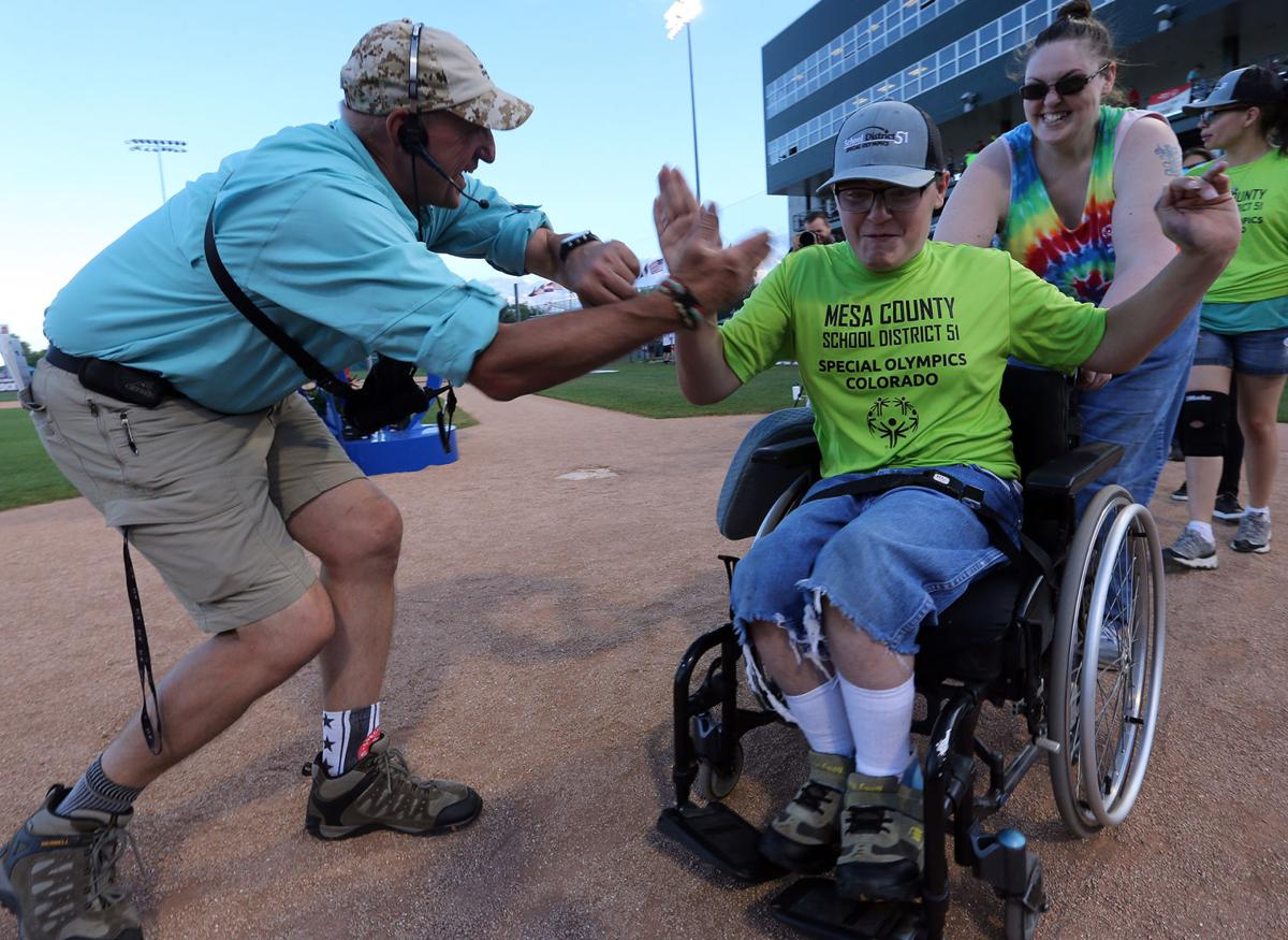 City welcomes Special Olympians for a weekend of fun competition