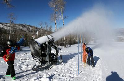 New water contract has resort in powder
