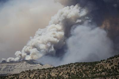 Pine Gulch, Grizzly Creek fires each rack up $34 million tabs