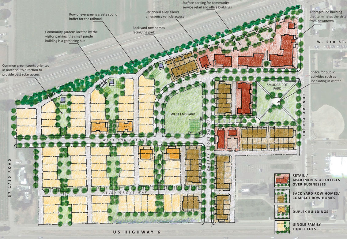 Planned Pali development