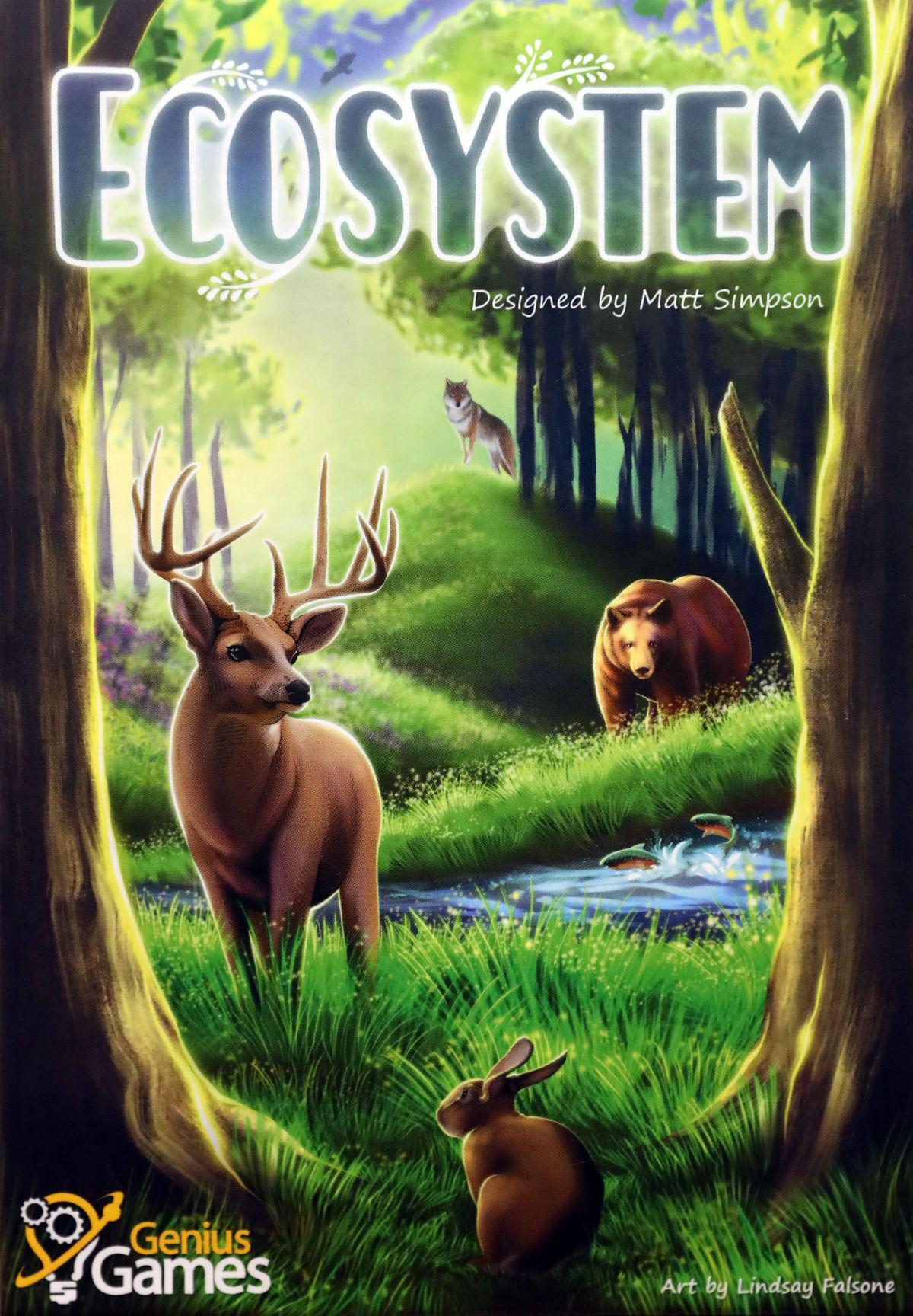 Time to play: Party, tournament celebrate release of 'Ecosystem' by GJ game designer, artist