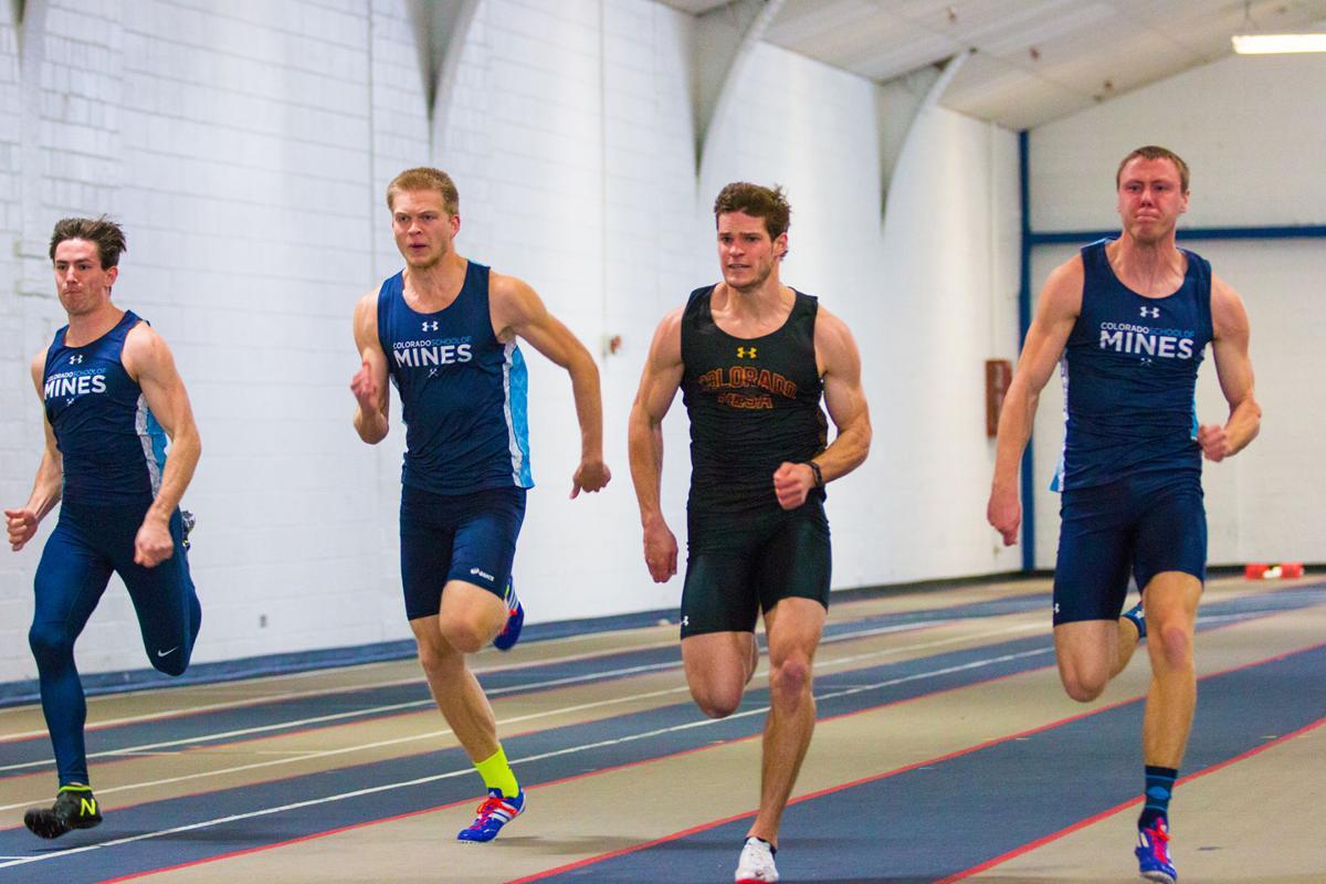 Trio of Colorado Mesa athletes ready for indoor track nationals