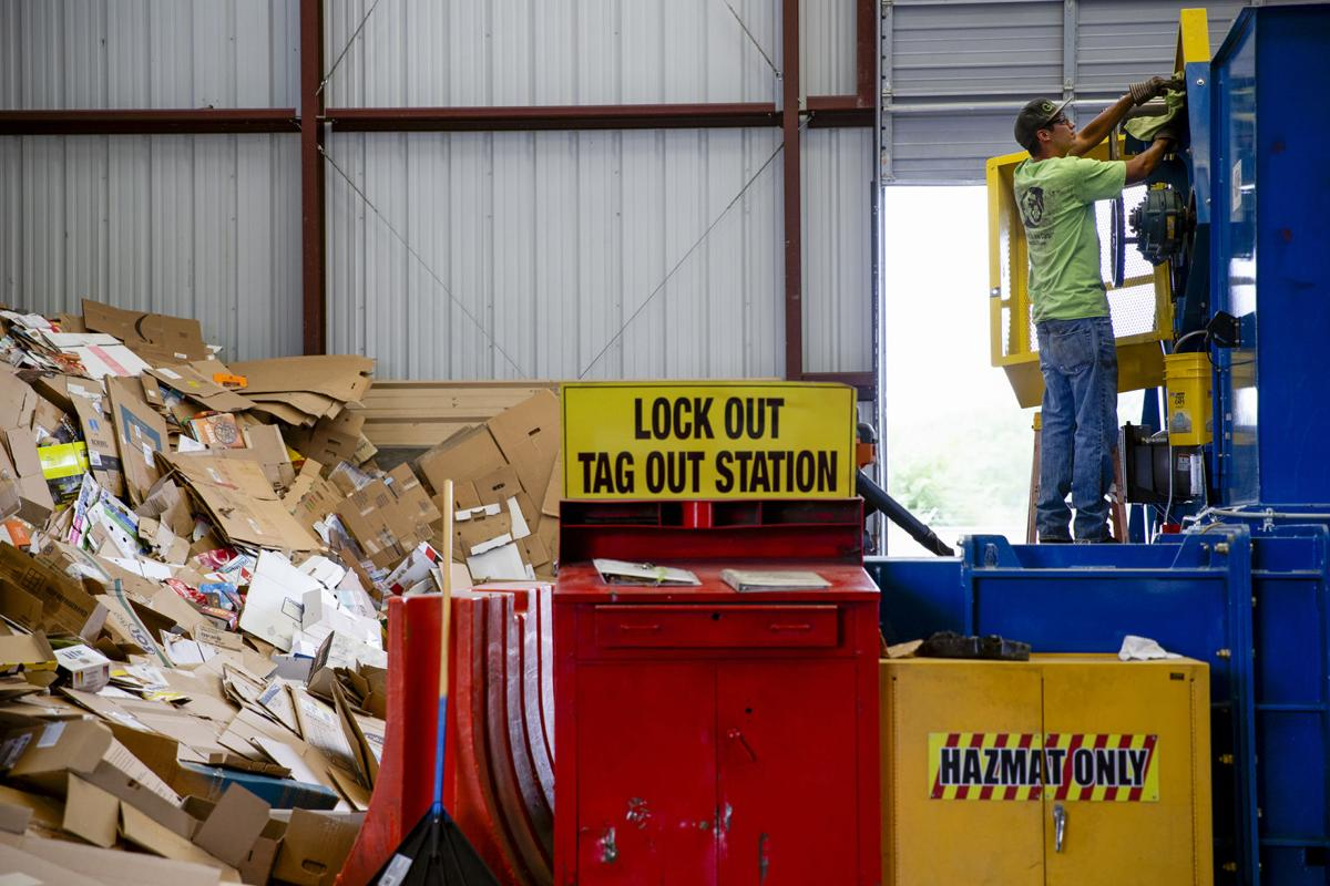 Local recycling weathers turmoil globally with regional approach