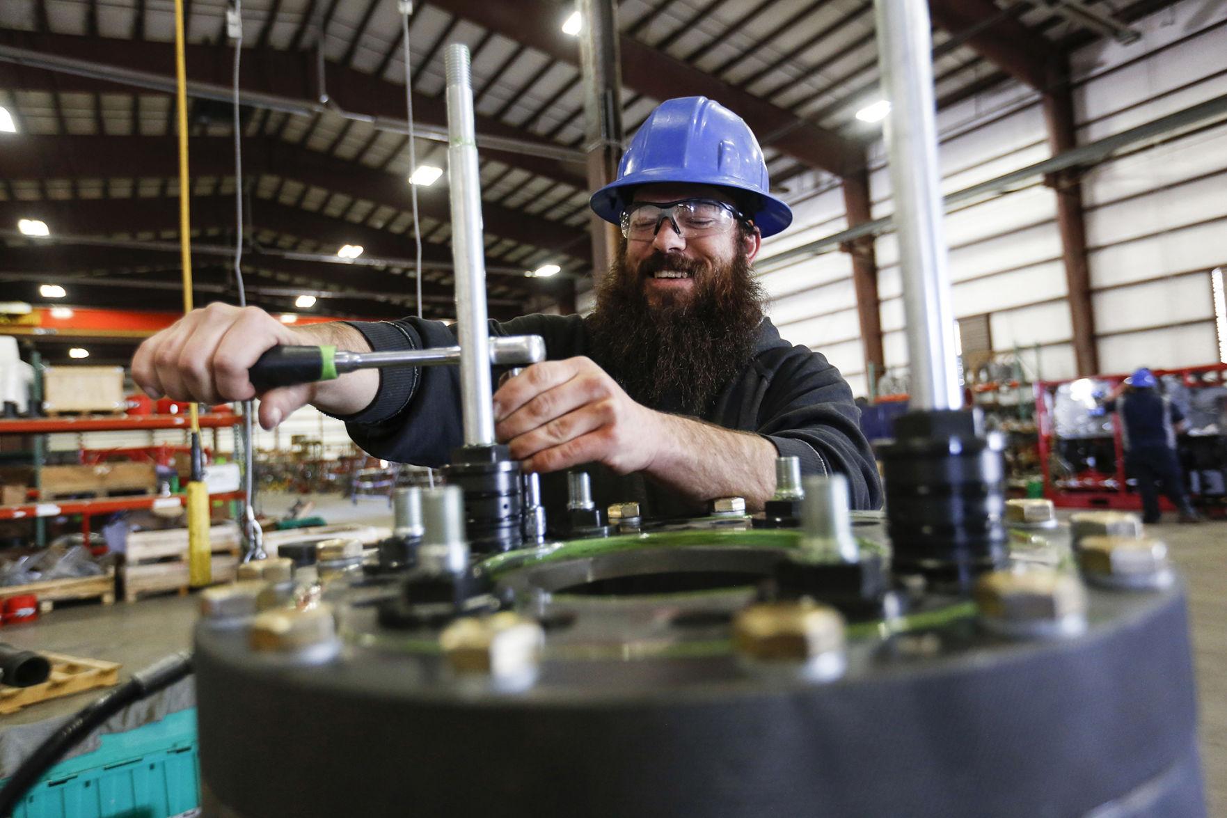 Halliburton Jobmesse in Yukon Oklahoma