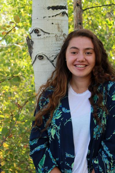 Student of the Week: Palisade High School senior Diane Petelo