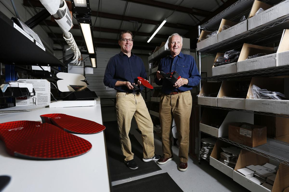 Footbeat of Grand Junction puts first product on market