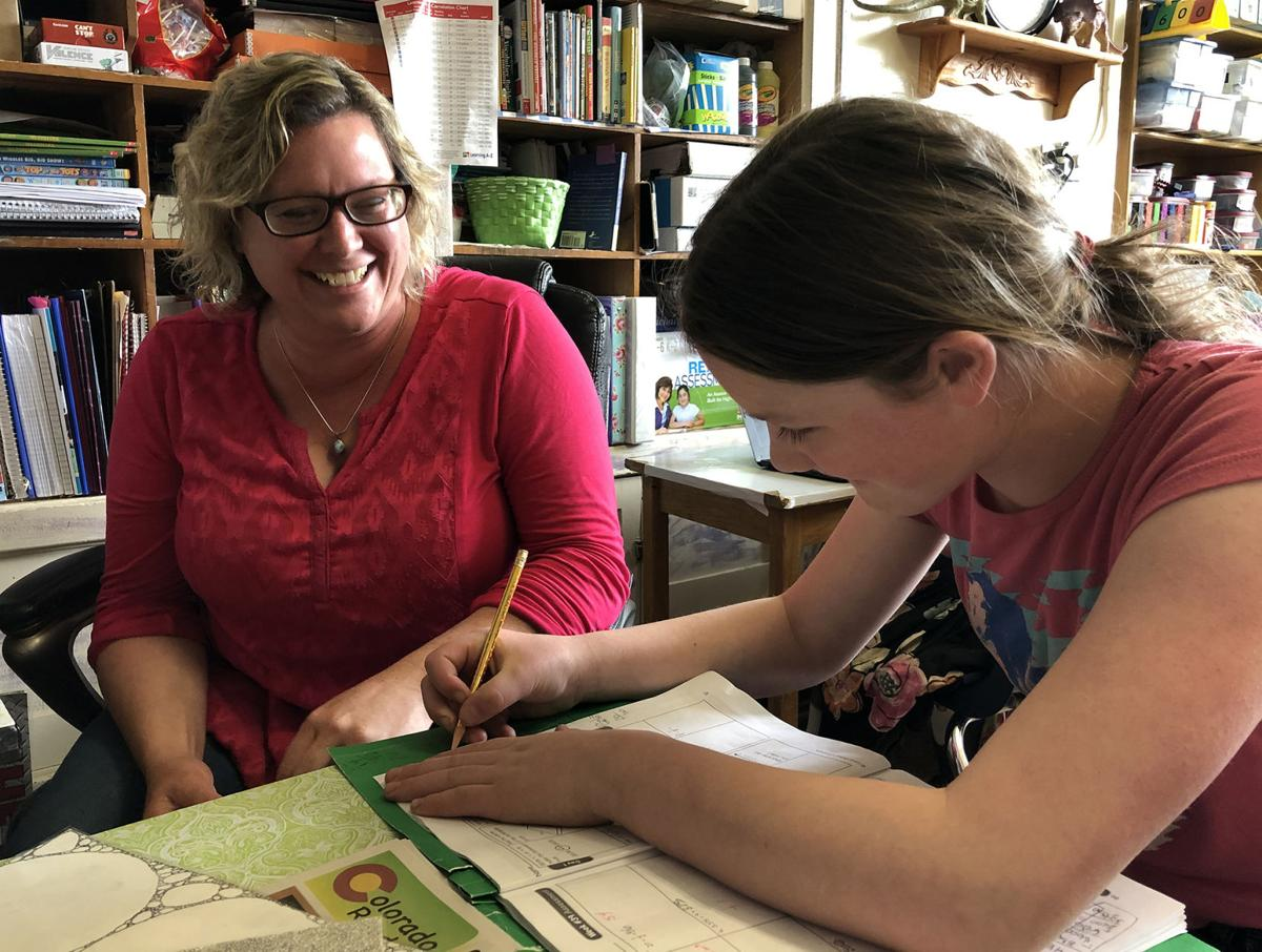 Not many students, but abundant opportunity at remote, rural school