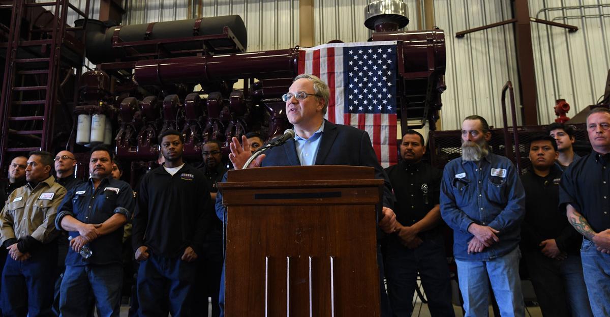 Supporters, skeptics rally as Bernhardt nears Senate approval