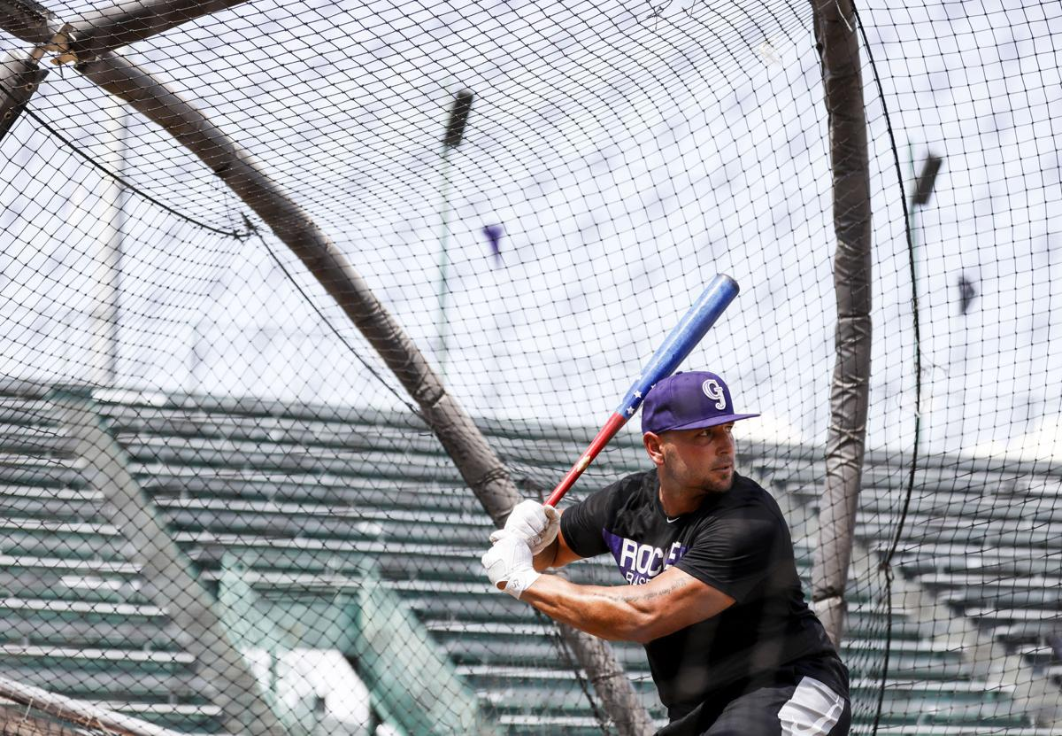 fc4be533 HAPPY HOLLIDAY: Grand Junction is first step back to big leagues for Matt  Holliday