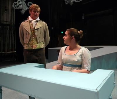 On Stage: 'Frozen Jr.'; 'Pride And Prejudice'; 'Puffs'; and 'The Strange Case of Dr. Jekyll And Mr. Hyde'