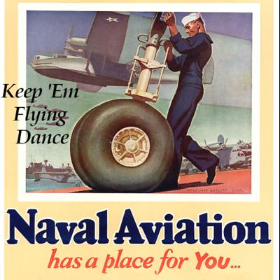 Keep 'Em Flying Hangar Dance