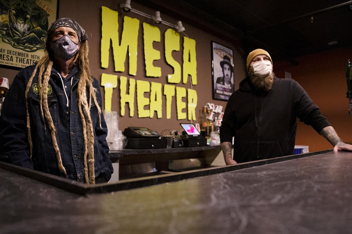 Play back: Bands, community come to aid of Mesa Theater with concert