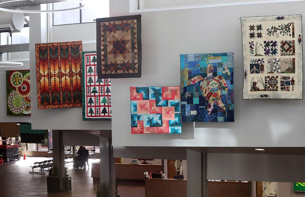 QUILTERS take flight