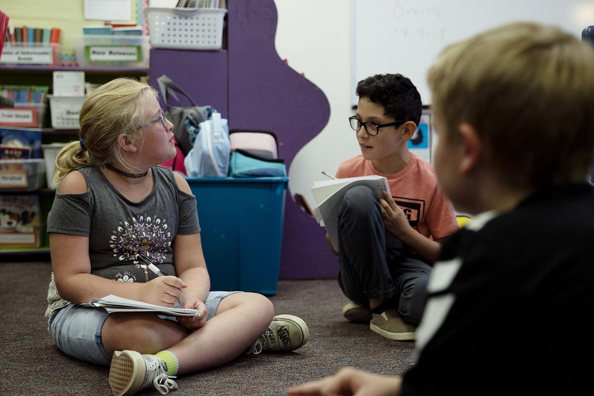 Tests show student growth in District 51