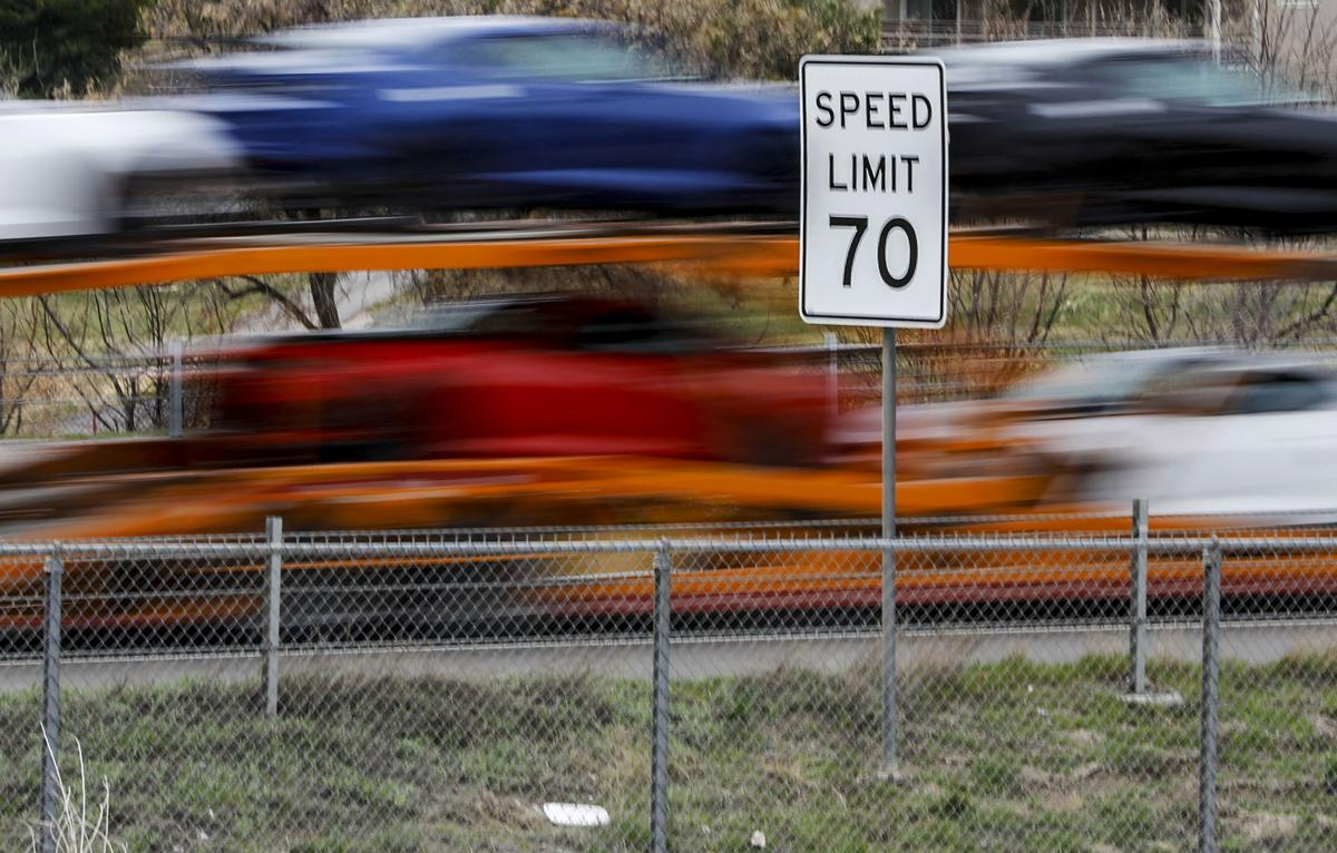 New speed limit on I-70