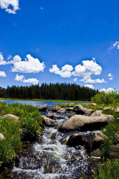 Hunter Reservoir