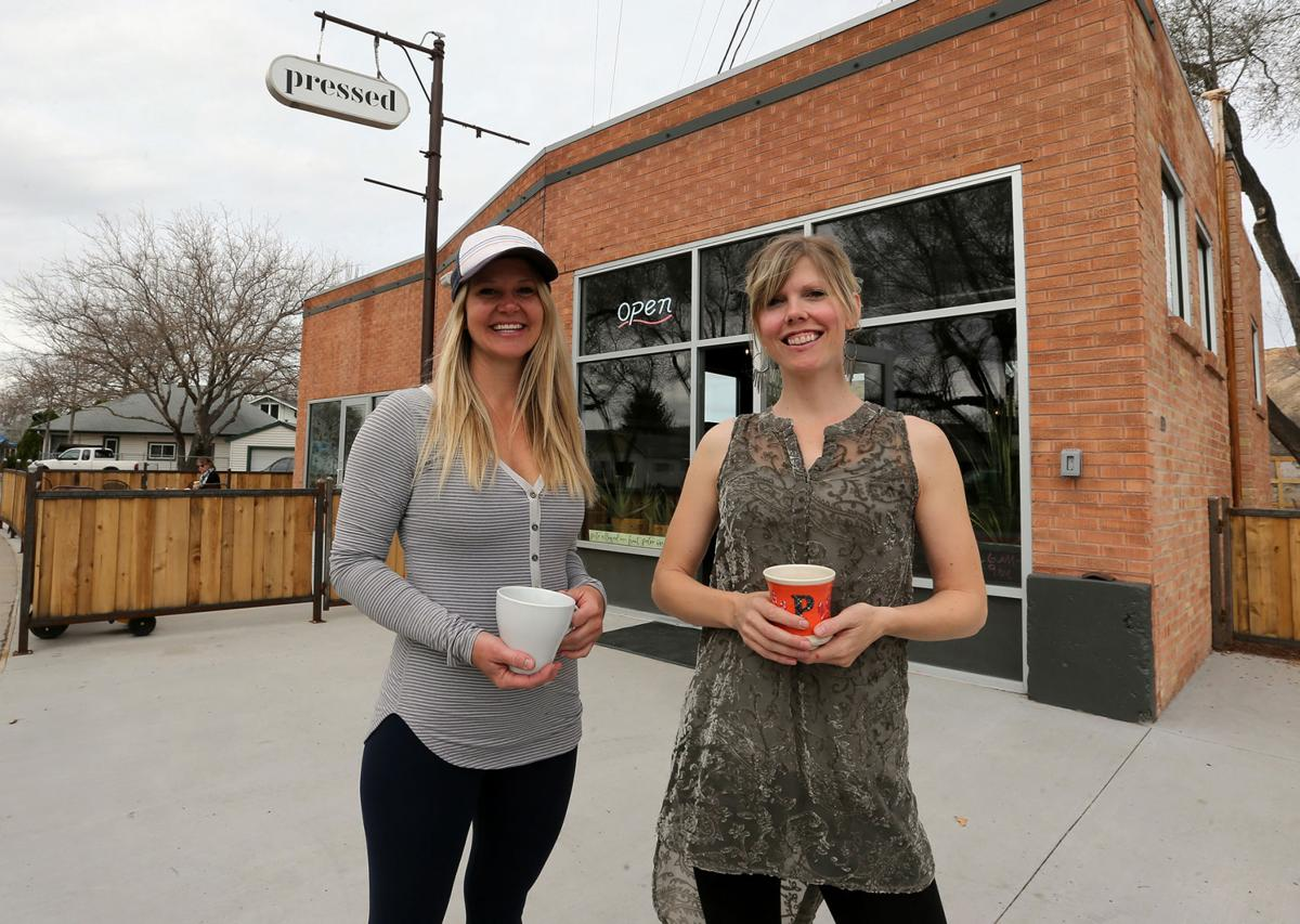 Palisade coffee shop offers CBD-infused drinks
