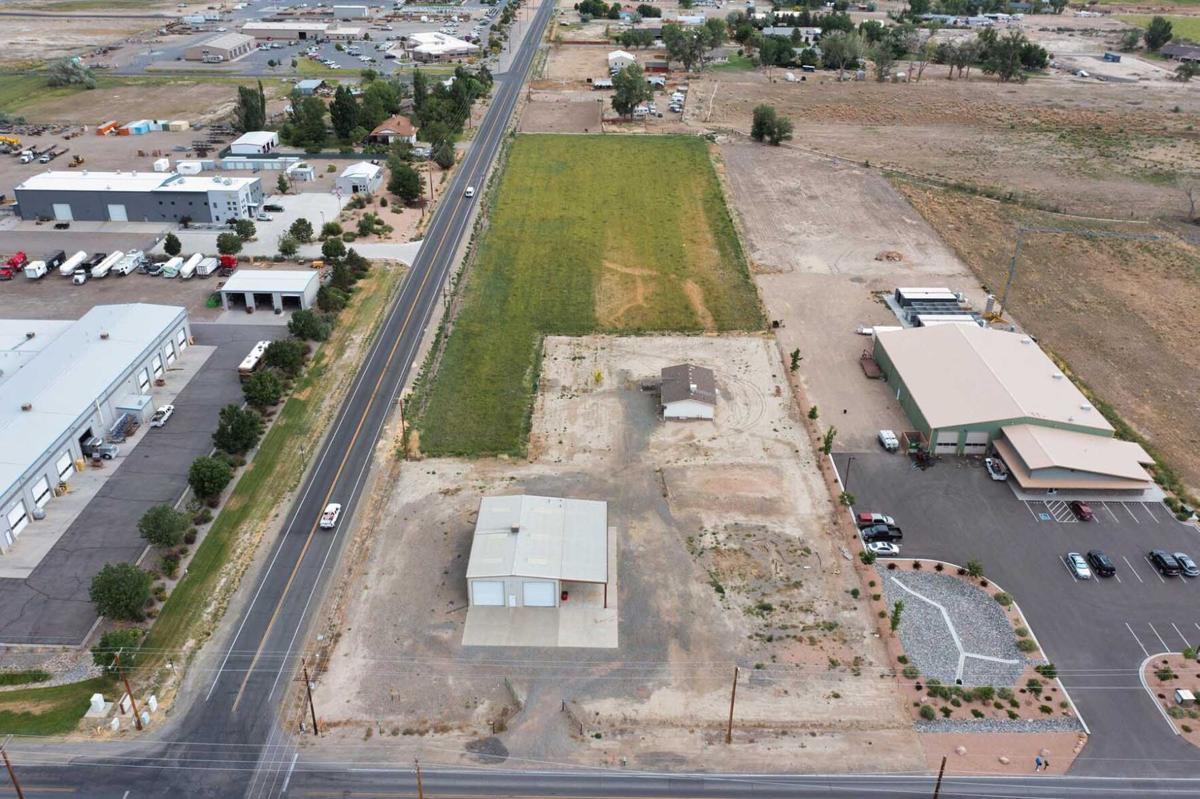 aerial shot of 2202 H Road