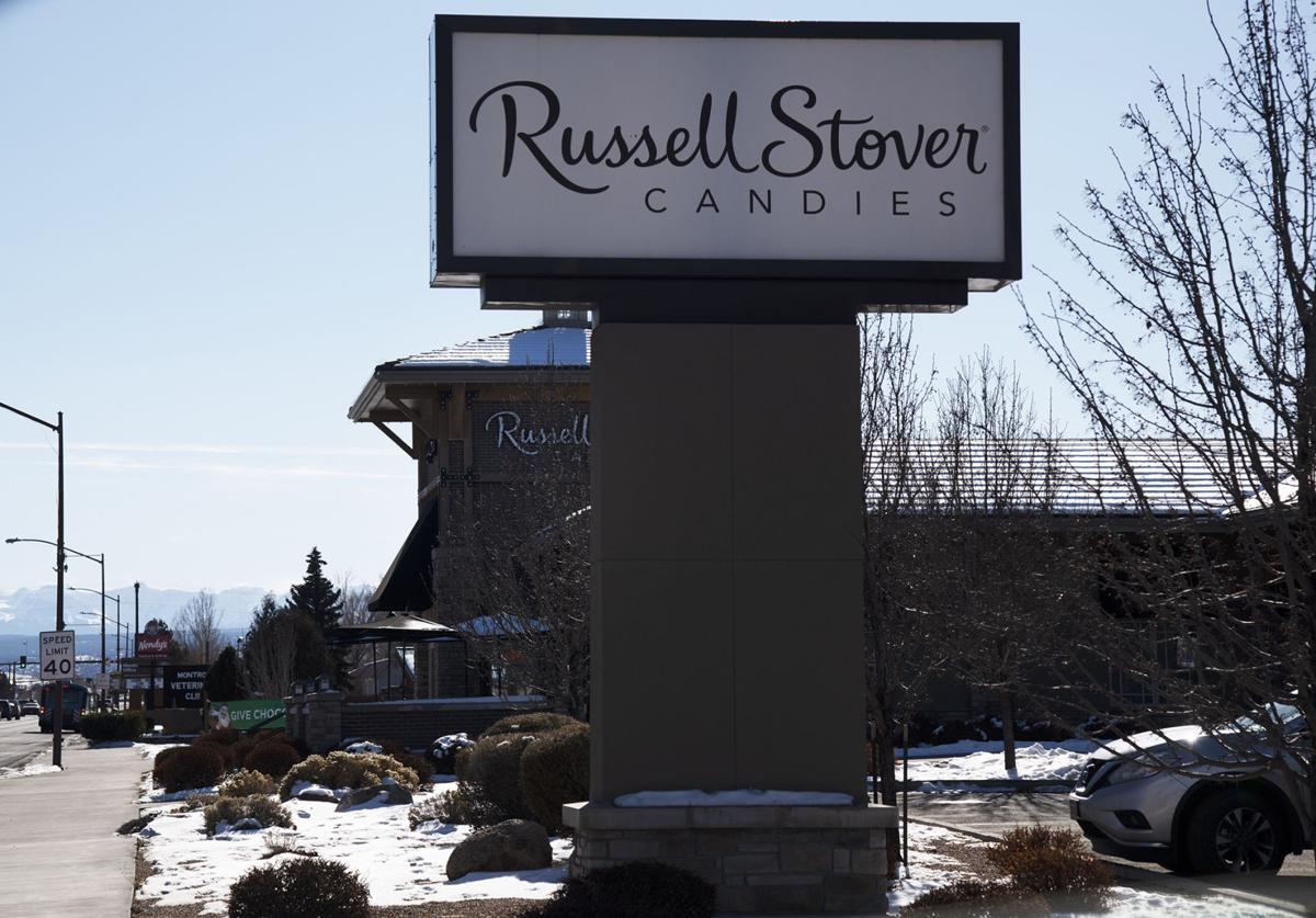 Russell Stover sigh