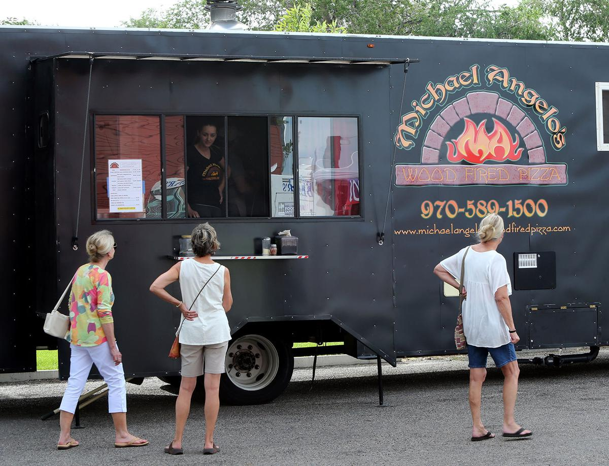 Food Truckin': Michael Angelo's Wood Fired Pizza
