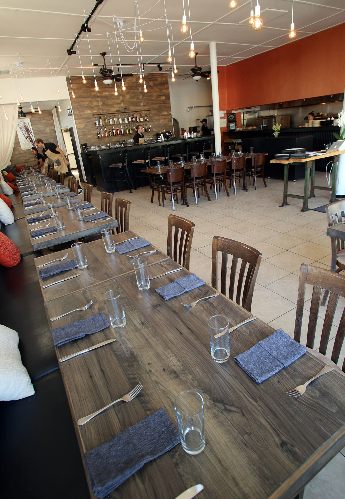 New restaurant Pêche dedicated to diners' delicious experience