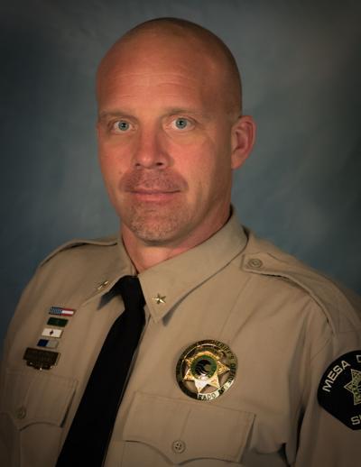 Mesa County Sheriff Todd Rowell