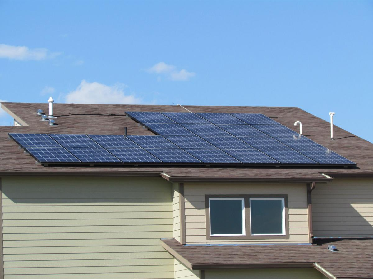 Solar co-op tests interest